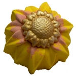 WS Sun Flower Bath Bomb