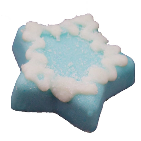 Snow and Lace Cocoa Butter Bath Melt