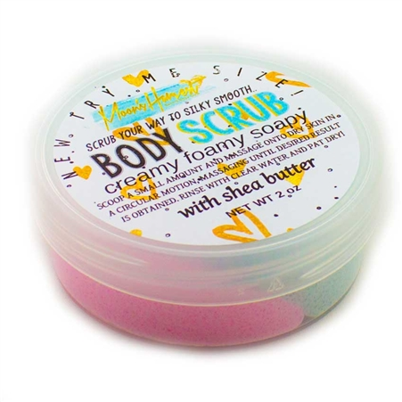 Try Me Size Body Scrub Deal