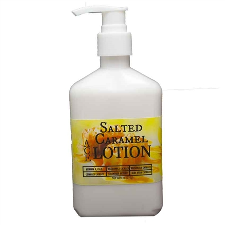 Salted Caramel Vitamin A, C, & E Lotion