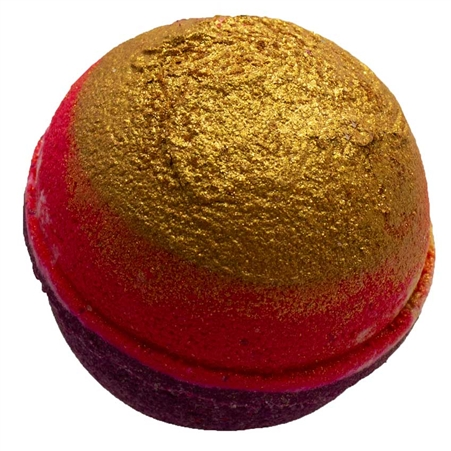 Golden Orange & Clove Bath Bomb