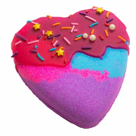 Achy Breaky Heart Bath Bomb
