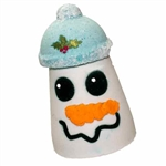Winter Snowman Bath Bomb