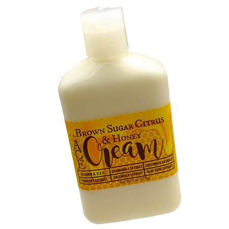 Brown Sugar Citrus and Honey ACE Lotion