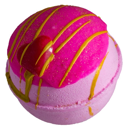 Bath Bomb Dipped in Love