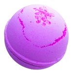 Pink Sugar Crystals Bath Bomb