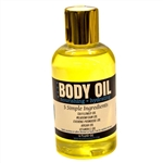 In Shower Body Oil