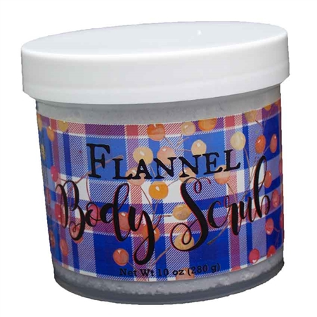Flannel Sugar Whipped Scrub