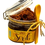 Brown Sugar Citrus and Honey Body Scrub