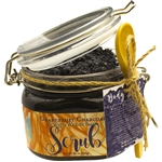 Grapefruit, Charcoal & White Willow Bark Body Scrub