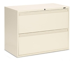 "2-Drawer 36"" W Lateral File - 1936P-2F12"