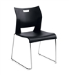 Duet Series Armless Chair - 6621