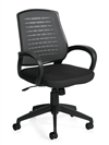 Seating to Go: Mesh Back Managers Chair - OTG10902B
