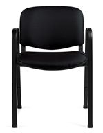 Seating To Go: Stack Chair with Arms by Global OTG