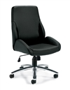 Offices to Go: Specialty Luxhide Tilter Chair - OTG11786B