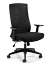 Seating to Go: Mesh Back Executive Chair - OTG11980B