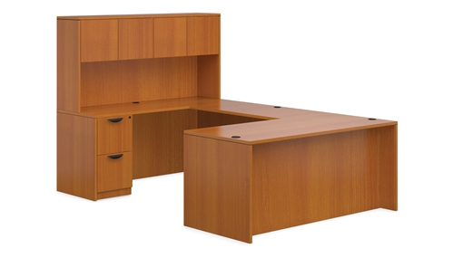 offices to go superior laminate office furniture: u desk