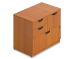 Offices To Go: Mixed Storage Unit with Lock - SL3622MSF