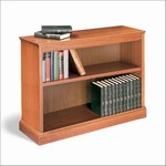 200 Series 30in H Wood Bookcase