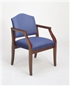 Ashford Series: Guest Chair - Healthcare Vinyl - D1101G5