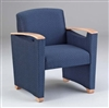 Somerset Series: Guest Chair - Healthcare Vinyl - F1401G6