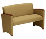Savoy Series: Loveseat - Healthcare Vinyl - G1501G4