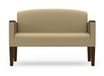 Belmont Series: Loveseat - Healthcare Vinyl - G1551K4