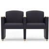 Savoy Series: 2 Seats with Center Arm - G2403G4
