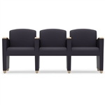 Savoy Series: 3 Seats with Center Arms - G3403G4