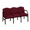 Hartford Series: 3 Seat Sofa - Healthcare Vinyl - H3101G5