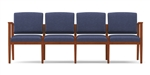 Amherst Open Arm Series: 4 Seat Sofa - K4401G5