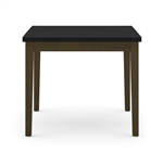 Lenox Series: Corner Table (Melamine) - L1370T5