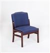 Madison Series: Armless Guest Chair - Healthcare Vinyl - M1202G5