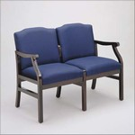 Madison Series: 2 Seat Sofa - Healthcare Vinyl - M2201G5