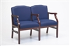 Madison Series: 2 Seats with Center Arm - M2203G5