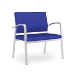 Newport Series: 750 lb. Capacity Bariatric Guest Chair - NP1801G5