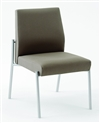 Armless Guest Chair from Lesro
