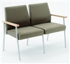 2 Seat Sofa from Lesro