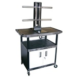 "Endura Series Plasma/LCD TV Cart - 40""H"