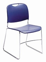 Hi-Tech Ultra-Compact Plastic Stack Chair