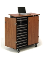 Laptop Charging Storage Cart - LCSC