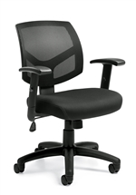 Seating to Go: Mesh Back Managers Chair - OTG11514B