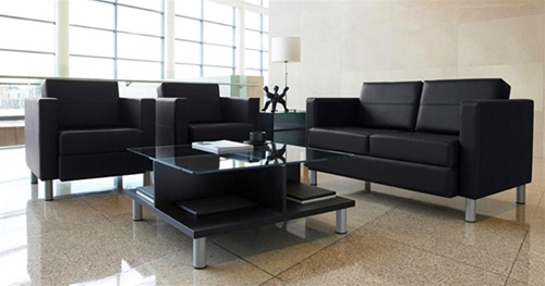 Citi Lobby and Lounge furniture from Global Total Office