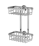 Double Bath Caddy - Rustproof