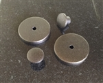 DRAAD Cover Rings and Screw Caps - Oil Rub Bronze