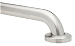 Grab Bar - Brushed Stainless Steel