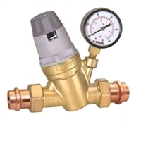 "Caleffi 1"" press automatic filling valve, 535066A"