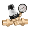 "Caleffi ½"" sweat gauge pressure reducing valve, 535941HA"