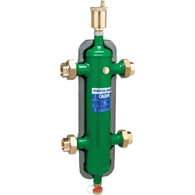 "Caleffi 1"" Press F union Hydraulic separator, 548066A"