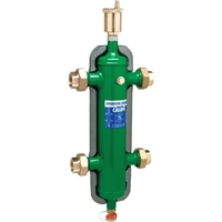 "Caleffi 1 ½"" Press F union Hydraulic separator, 548068A"